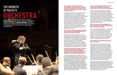 The growth of Malta's orchestra Encore October 2016