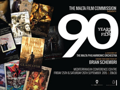 90 years of film in Malta 25-26.09.2015