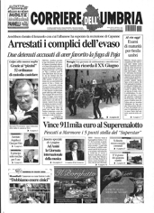 International Music Day Corriere Umbria, 21.06.2006